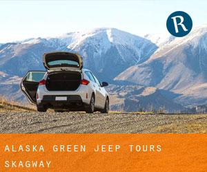Alaska Green Jeep Tours Skagway