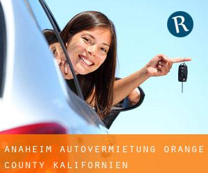 Anaheim Autovermietung (Orange County, Kalifornien)