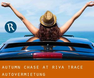 Autumn Chase at Riva Trace Autovermietung