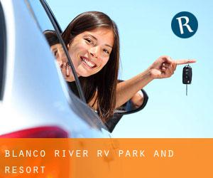 Blanco River RV Park and Resort
