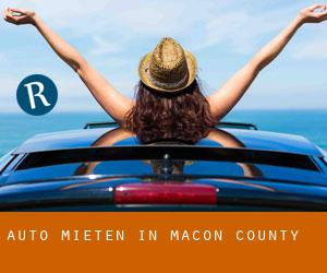 Auto mieten in Macon County