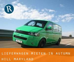 Lieferwagen mieten in Autumn Hill (Maryland)