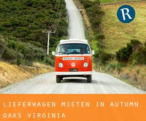 Lieferwagen mieten in Autumn Oaks (Virginia)