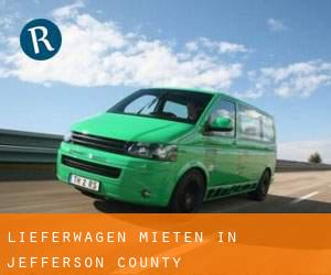 Lieferwagen mieten in Jefferson County