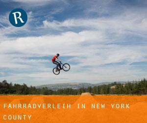 Fahrradverleih in New York County