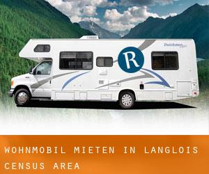 Wohnmobil mieten in Langlois (census area)