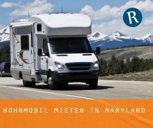 Wohnmobil mieten in Maryland
