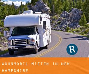 Wohnmobil mieten in New Hampshire