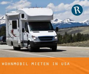 Wohnmobil mieten in USA