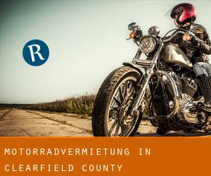 Motorradvermietung in Clearfield County