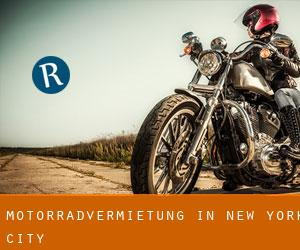 Motorradvermietung in New York City