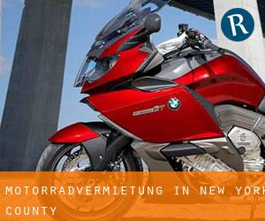Motorradvermietung in New York County
