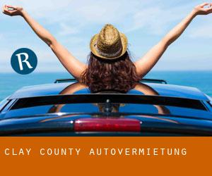 Clay County autovermietung