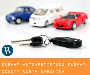 Durham Autovermietung (Durham County, North Carolina)