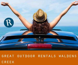 Great Outdoor Rentals Waldens Creek