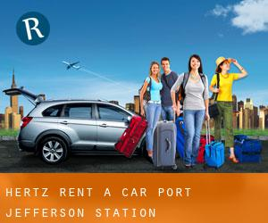 Hertz Rent A Car (Port Jefferson Station)