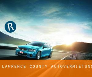 Lawrence County autovermietung