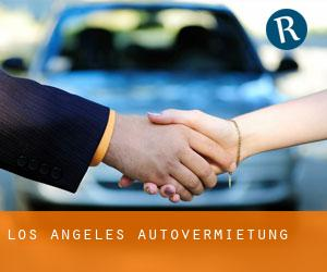 Los Angeles Autovermietung