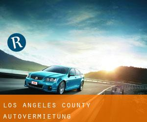 Los Angeles County Autovermietung