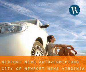 Newport News Autovermietung (City of Newport News, Virginia)